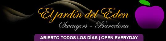 El jard n del ed n barcelona tu local liberal de barcelona para parejas chicos y chicas solos - El jardin del eden barcelona ...